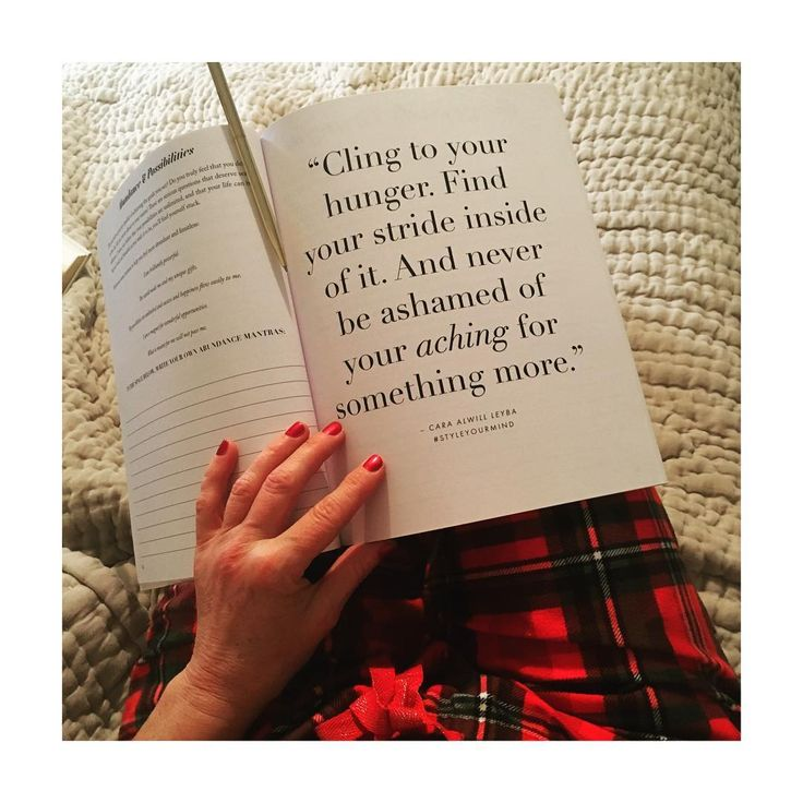 Sunday morning lie in with #CaraAlwillLeyba and some inspirational words!  and who's loving my new tartan jammies?  a little early self gifting is always a good thing  and they match my Christmas nails too! have a great Sunday everyone #selfdevelopment #styleyourmind #caraalwillleyba #femaleentrepreneur #selfdevelopment #motivation #motivationalquotes #bossbabe #femaleboss #bossingit #sundays #tartan #rednails #girlboss #nails #christmasnails #pyjamas #sundayliein #relax #chilling