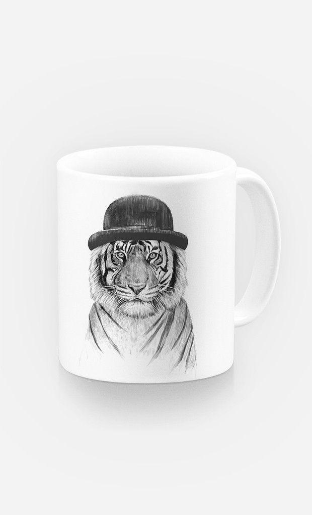 Mug Welcome To The Jungle par Solti Balazs - Wooop.fr