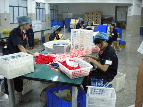 Fabbrica Braccialetti Luminosi Cina