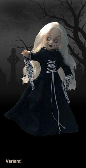 The Resurrection series VI: Ms. Eerie