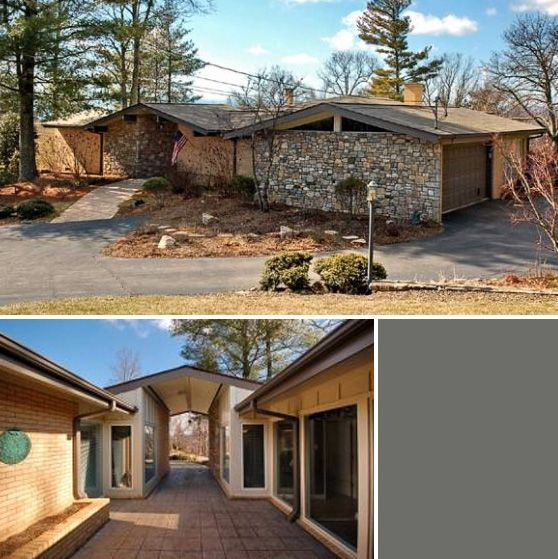 Ordinary Asheville Mountain Homes #7: Located In Sunset Mountain, One Of Ashevilleu0027s Premiere Mid-century  Neighborhoods, This 1968 Home Is 3600 Sqft With 5 Bedrooms And 3 Baths.