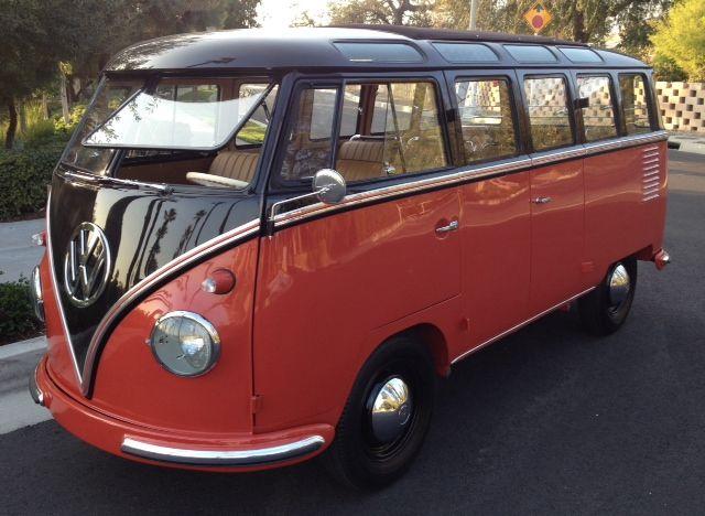 1958 VW 23 Window Bus