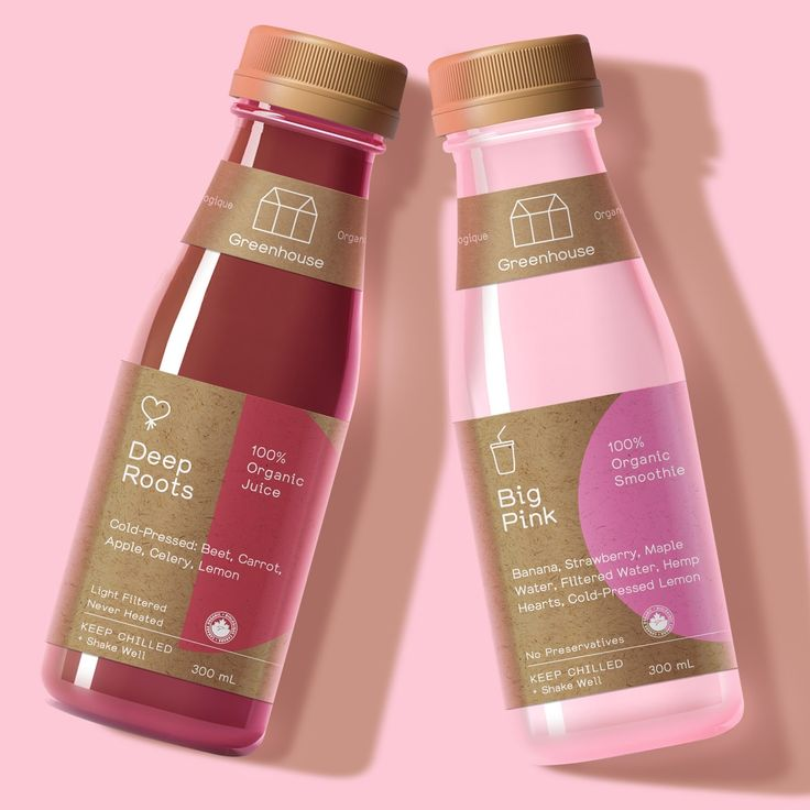 Greenhouse Juice 2.0 on Packaging of the World - Creative Package Design Gallery
