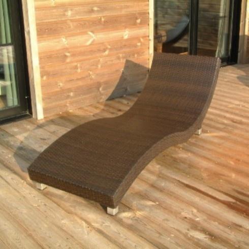 25+ beste ideeën over bain de soleil resine op pinterest ... - Chaise Longue Resine Tressee