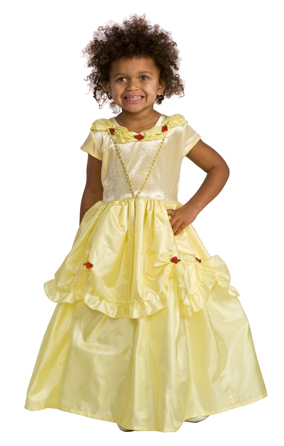 yellow beauty child halloween costume machine washable this one is on clearance at www - Clearance Halloween Costumes Kids