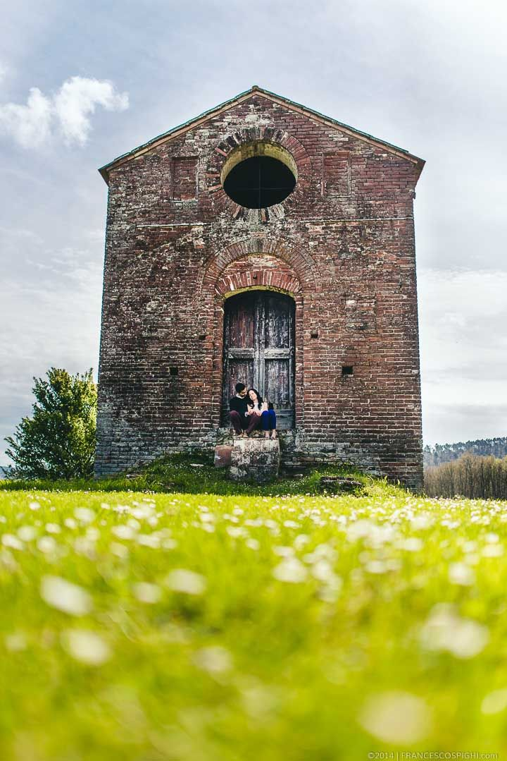 Engagement Photographer in Tuscany | Borgo Santo Pietro Luxury Hotel