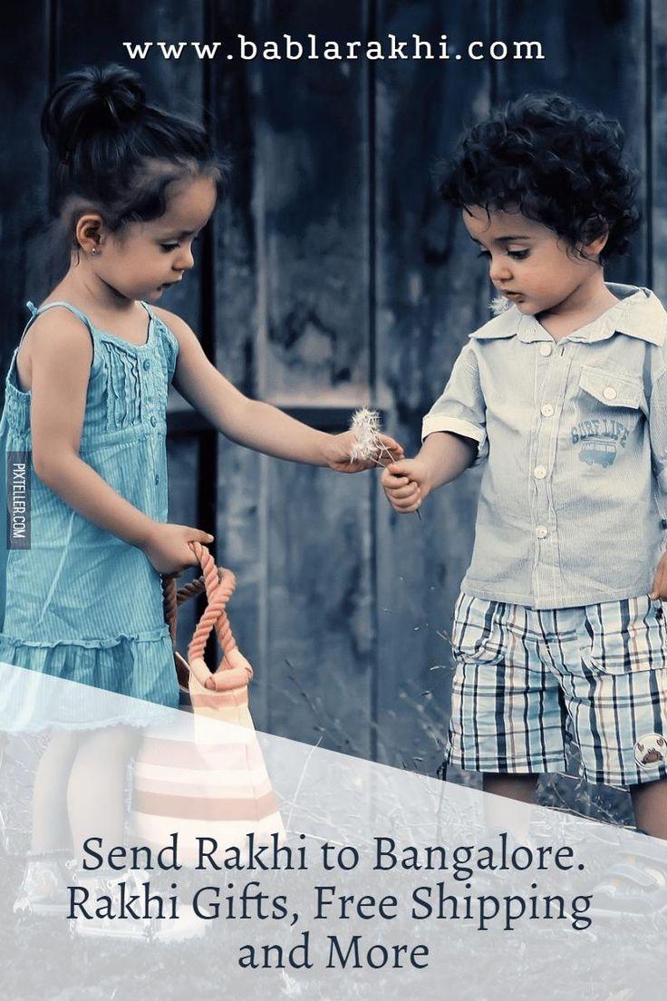 Send Rakhi and Rakhi Gifts to Bangalore, Karnataka http://www.bablarakhi.com/blog/send-rakhi-to-bangalore-karnataka