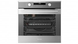Electrolux 60cm 10 Multi Function Built-in Pyrolytic Oven - Stainless Steel