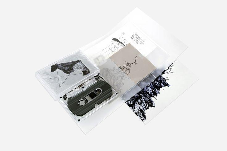For Example: Jacek Doroszenko, Useful Remnants - cassette tape release, 2016