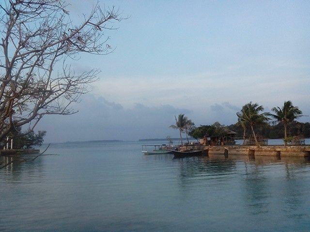 Papatheo island, pulau seribu-Jakarta