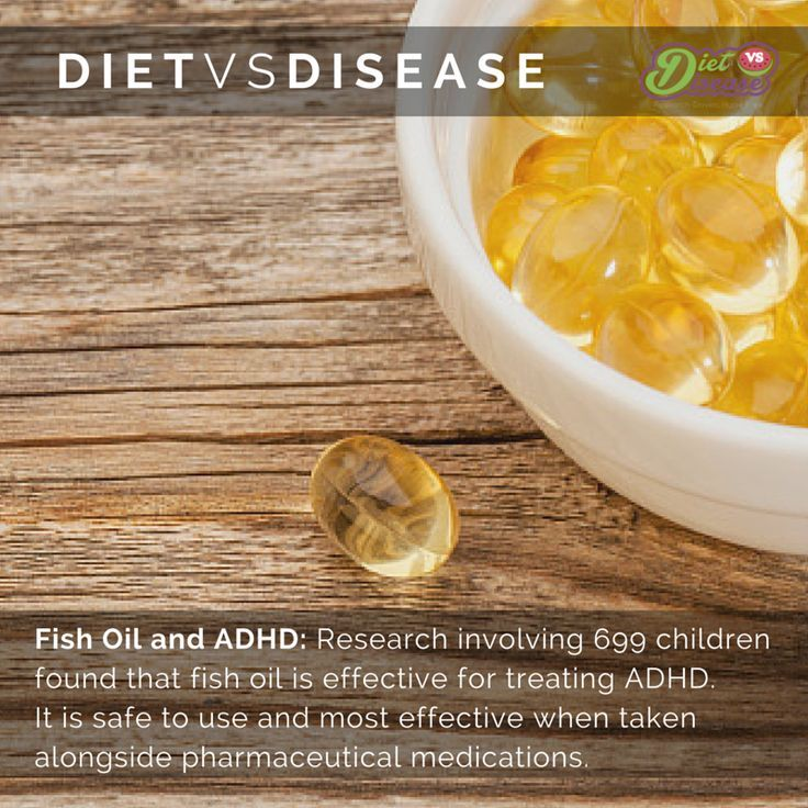 78 best the benefits of fish oil images on pinterest for Fish oil adhd