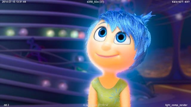Demo Reel Stephen Wong: selected shots from Inside Out, Monsters U. and Toy Story of Terror.