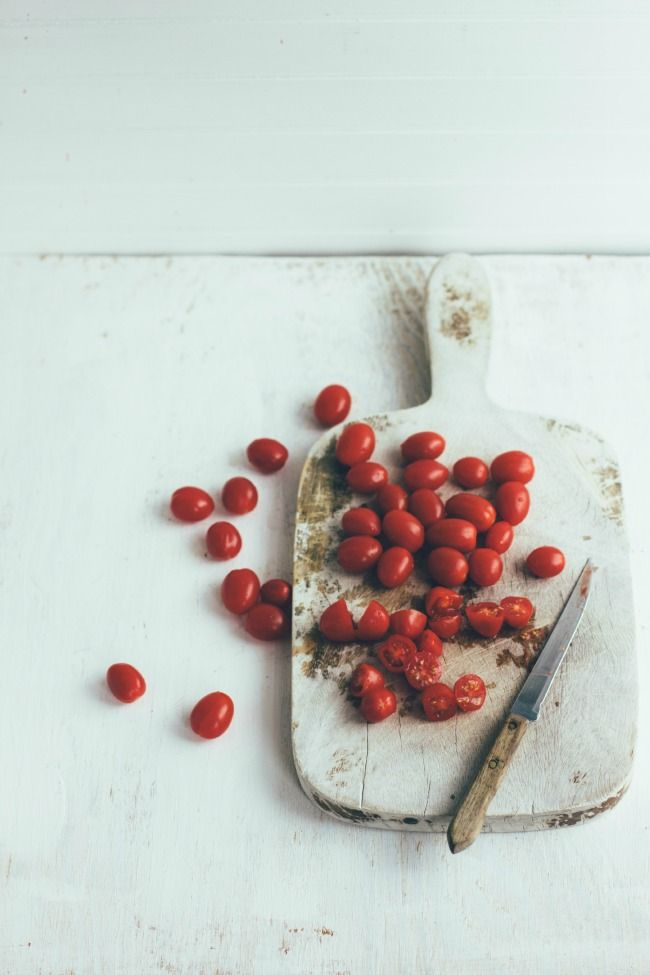 tomatoes: Food In Style, Bean Blog, Baby Tomatoes, Color Red, Cherry ...