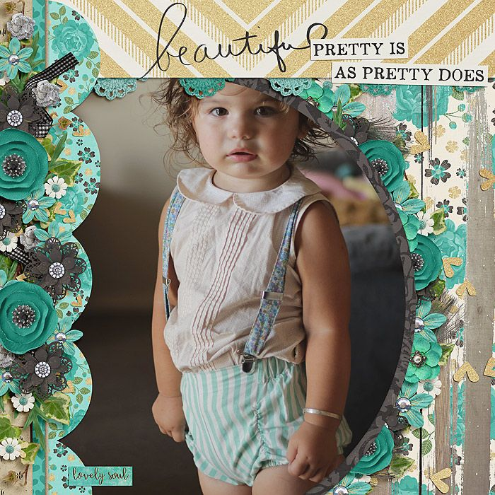 Pretty Is as Pretty Does - Sweet Shoppe Gallery