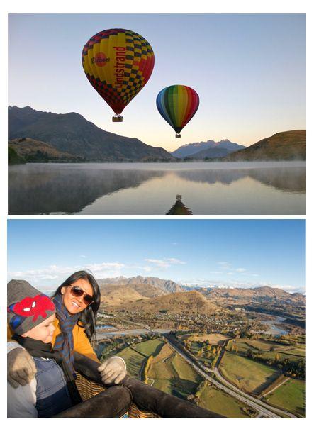 Salah satu aktivitas seru yang tidak boleh terlewat saat Anda liburan ke New Zealand  bersama si kecil, terbang dan menikmati sunrise dari hot air balloon! http://www.ballooningnz.com/ #liburansekolah #liburan #happy #fun #balonudara #hotairballoon #newzealand #luxurynz #nzholiday #nzmustdo #pictoftheday