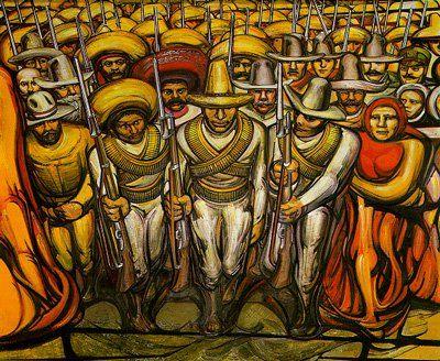 David Alfaro Siqueiros: expresiones de fuerza y libertad   Cultura Colectiva - Cultura Colectiva
