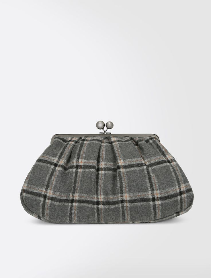 Pasticcino Bag tartan Weekend Maxmara
