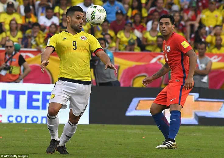 Radamel Falcao has returned to the Colombia team after rediscovering his goalscoring touch with Monaco this season