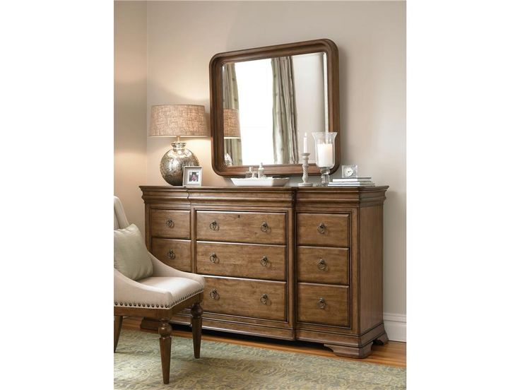 Pennsylvania House Bedroom Drawer Dresser Woodley