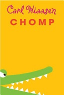 Chomp by Carl Hiaasen  - Wahoo Cray and his father Mickey run an animal wrangling business in Florida, but Mickey hasn't had work since a frozen iguana fell on his head. Desperate to pay the bills, they take a job from reality show Expedition Survival! Unfortunately the star of the show decides to shoot in the middle of Everglades and gets lost. Chomp is an action-packed adventure with all the quirk for which Hiaasen is known.  Good for middle grades.
