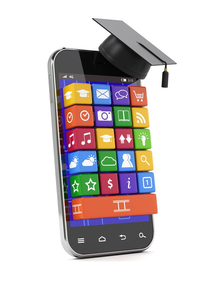 bigstock Education Concept 54111191 The Best and Easiest To Use Totally Free Mobile Learning Apps