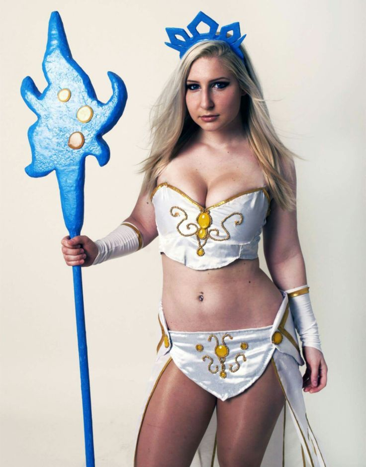 Janna from League of Legends by Jadey