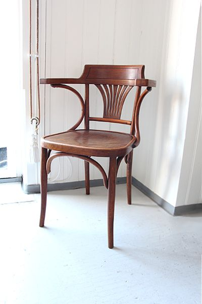 30's bentwood chair, horgenglarus, ch
