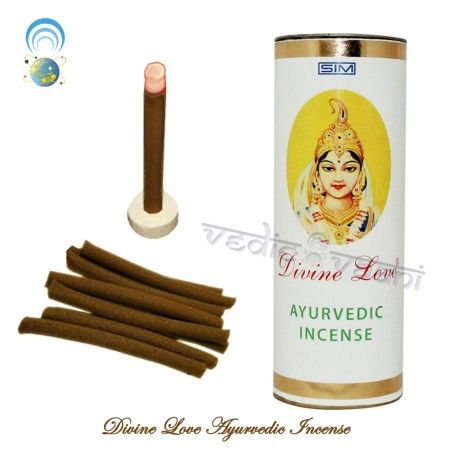 Divine Love Ayurvedic Incense