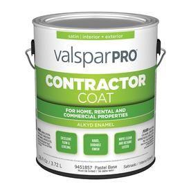 Valspar Cabinet Enamel Semi Gloss Latex Paint Actual Net Contents 29 Fl Oz At Lowes