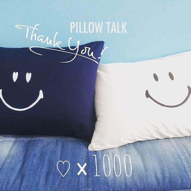 【pillow_talk_jp】さんのInstagramをピンしています。 《. . SMILE YES NO PILLOW CASE . スマイルイエスノー枕カバーネイビーのminneお気に入り登録が1000を超えました。゚(゚´ω`゚)゚。 . . お気に入りにしてらもらえて、たくさんの方のところへ迎えてもらって、ハッピーな眠りの為に活躍して、すごくすごく嬉しいです♡ . . もっともっとHappyになれる枕作ります💪⭐️✨ . . 枕カバーと言えばPILLOW TALKだよねって、いつか言ってもらえる日まで✌︎♡♡♡ . #bedroom #雑貨 #インテリア #寝室 #男前インテリア #海 #海を感じるインテリア #ビーチハウス #カリフォルニアスタイル #海を感じる雑貨 #西海岸 #ビーチスタイル #西海岸インテリア #七里ヶ浜フリマ #ニコちゃん #スマイリー #smile #枕カバー #イエスノー枕 #ピローケース #wtw #unico #ronherman #bayflow #minne #like1000》