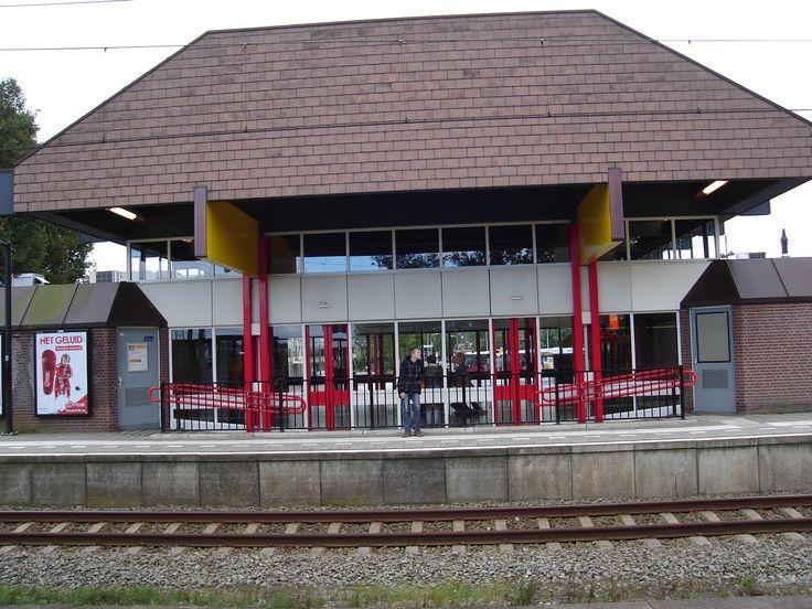 Trainstation Hoogeveen