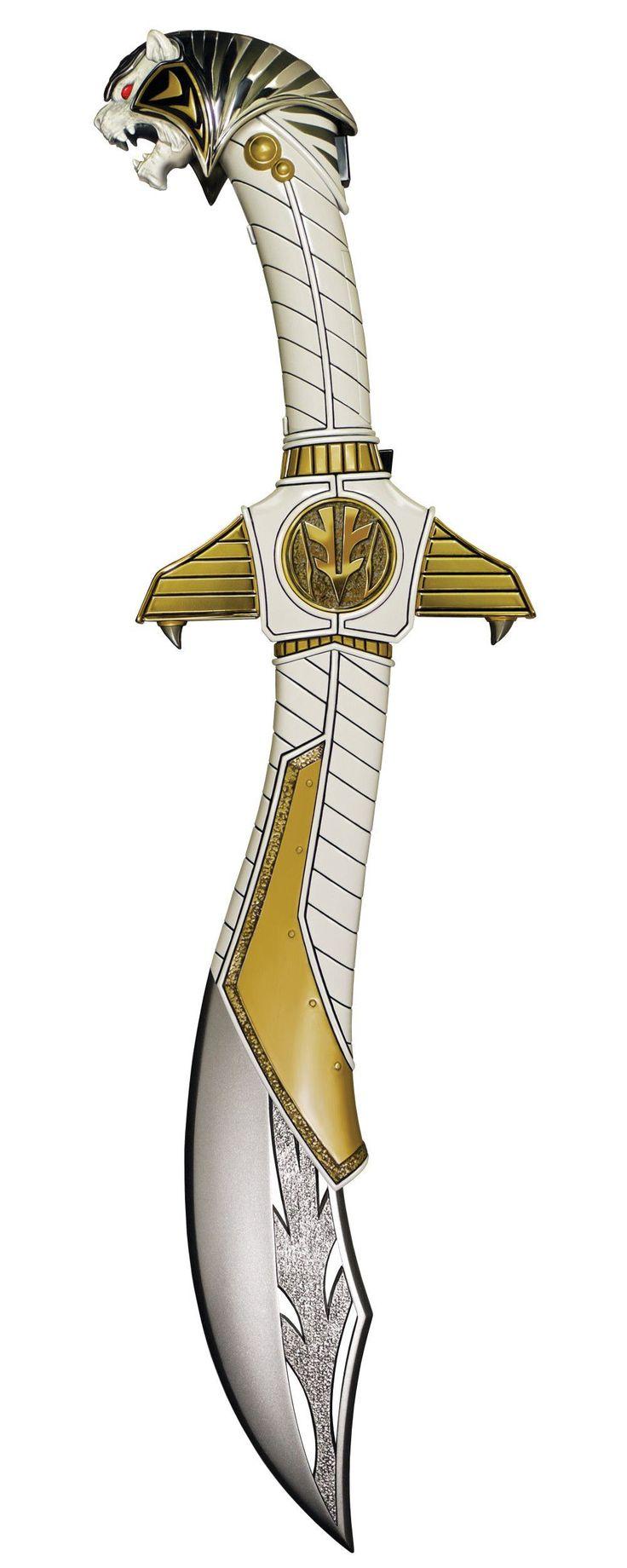 Power Rangers Mighty Morphin' Legacy Saba Sword