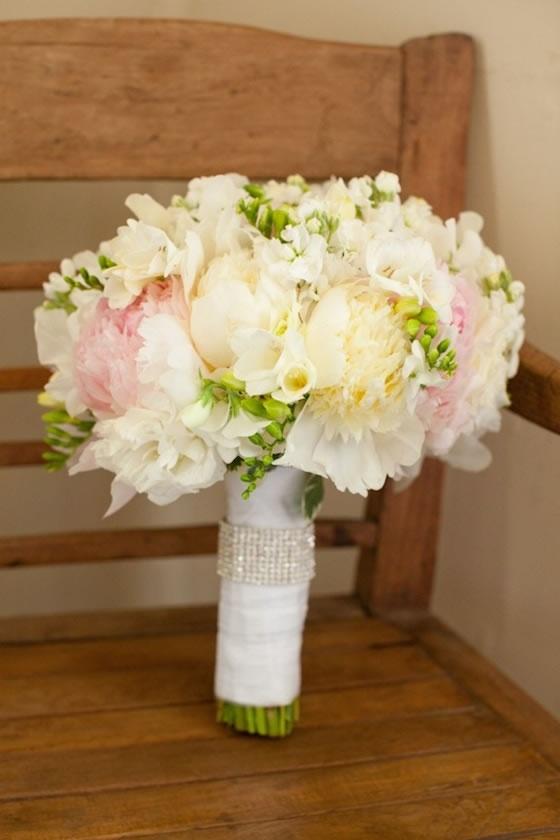 Freesia Wedding Bouquet Freesia Bridal Bouquet Freesia Wedding