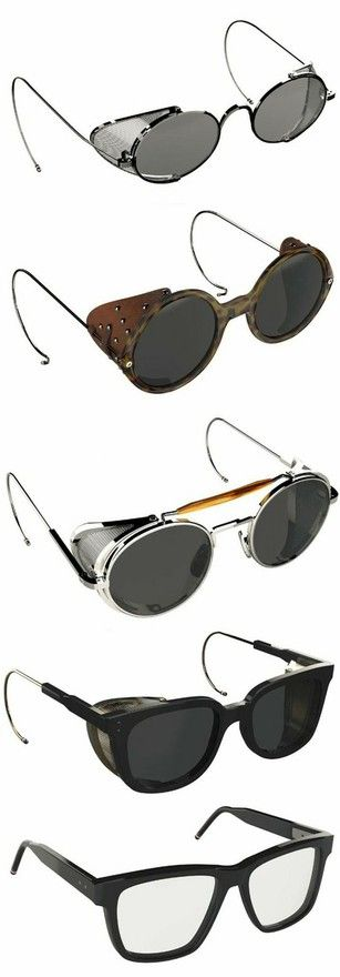 Steampunk Sunglasses https://www.steampunkartifacts.com