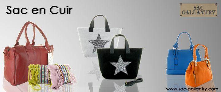 Découvrez la collection sac en cuir de la boutique sac Gallantry. com - Marque de Maroquinerie pas cher