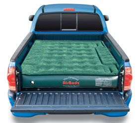 AirBedz Lite Truck Bed Air Mattress - Best Price on AirBedz Lite Mattress for Pickup Truck Beds