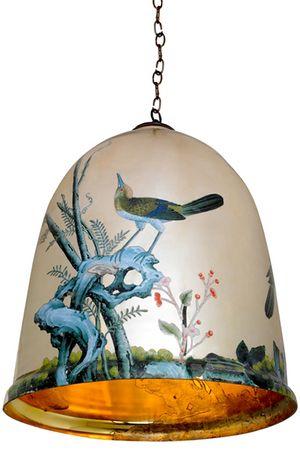 Bell Jar Lamp :: FURNITURE & LIGHTING :: HOME :: Calypso St. Barth