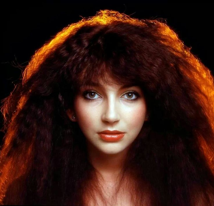Kate Bush.. Utterly my favorite female singer~!