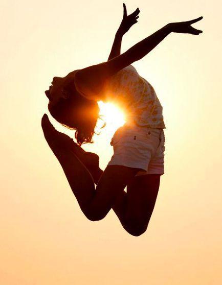 Jump in the sun !!!