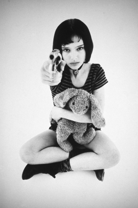 Natalie Portman. The Professional, she was great then and still is.