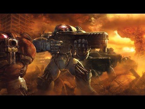 StarCraft II: Wings of Liberty - Teaser Trailer - YouTube