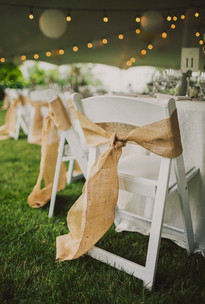 17 Best Ideas About Chair Bows On Pinterest Wedding