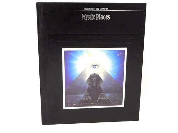 Mystic Places Mysteries of The Unknown Time Life Books 1987