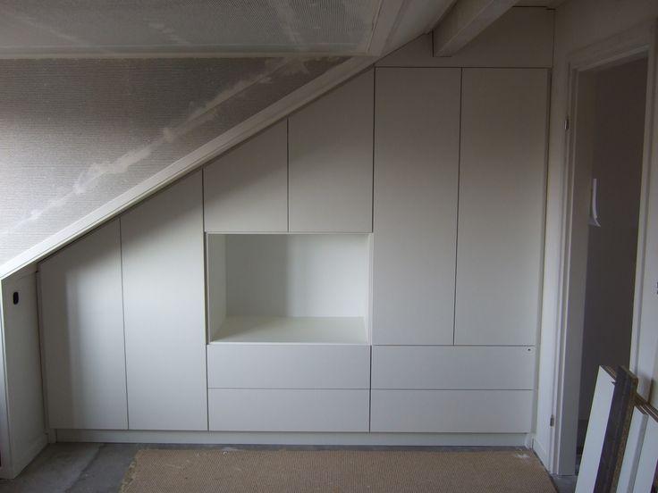 Kastenwand Slaapkamer Ikea : Meer dan 1000 afbeeldingen over Zolder op ...