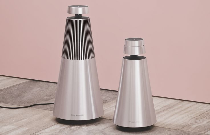 Bang and Olufsen's new BeoSound speakers project music 360 degrees
