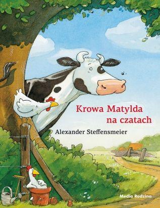 Krowa Matylda na czatach - Wydawnictwo Media Rodzina - Książki, Audiobooki, eBooki