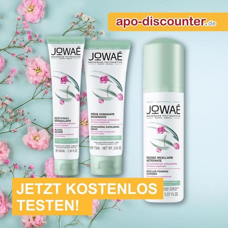 🌸 Teste jetzt die Pflegeprodukte von Jowae! 🌸 . Die Öl-in-Gel Reini… – Geschenk