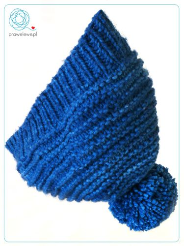OutsideIn Hat by Cathliin - pattern {www.prawelewe.pl}