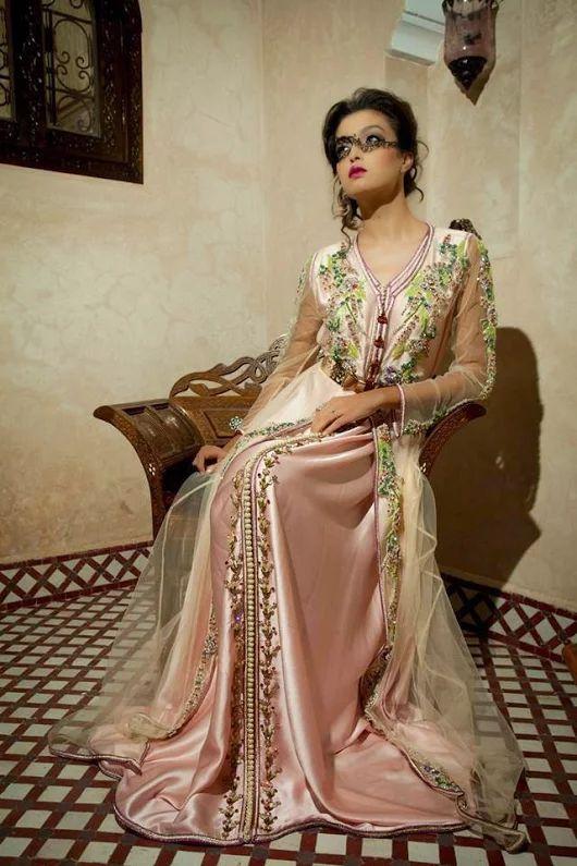 Caftan Haute couture : Boutique Vente Caftan Marocain 2015 - 2014  : Caftan Mariage 2015 de Luxe - Boutique de Vente