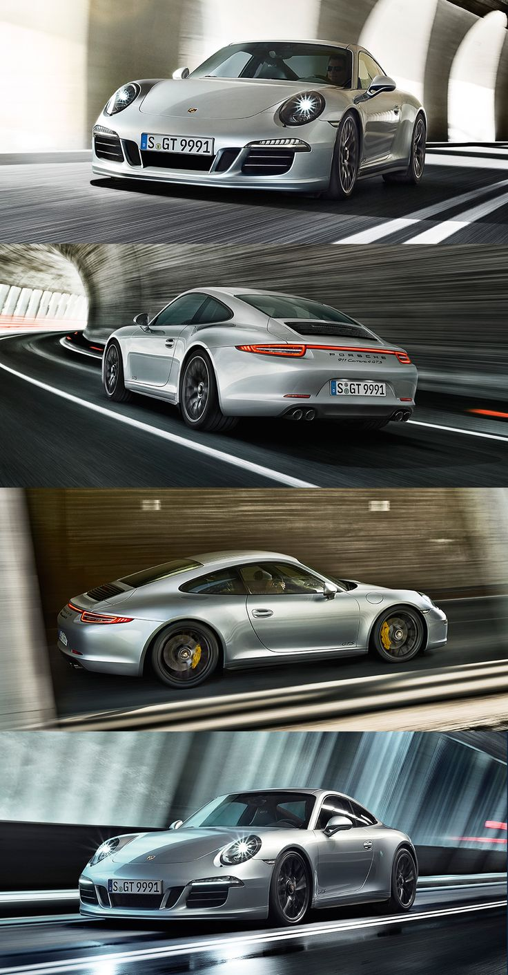 ls-model 911 25 An engine at the highest technical level. That's how the Porsche 911  Carrera GTS models
